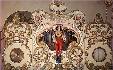 Limonaire, Karussellorgel, Baujahr 1910