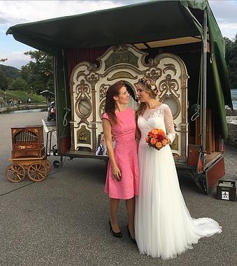 Drehorgel Hochzeit